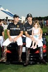 Bridgehampton polo, kids day