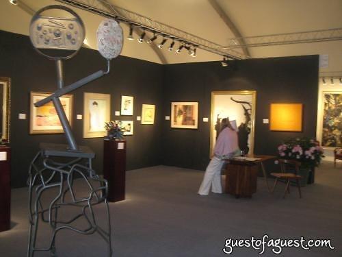 hamptons art show