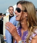 nicky hilton at polo