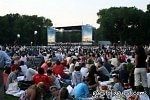 New York Philharmonic, Central Park