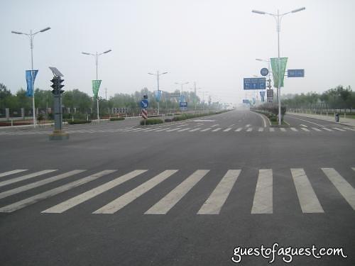 beijing roads