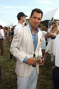 Wass Stevens at Bridgehampton Polo