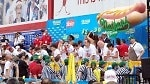nathans hotdog eating contest
