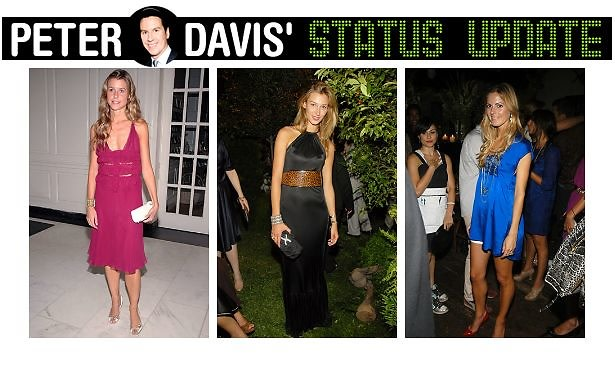 Peter Davis\' Status Update
