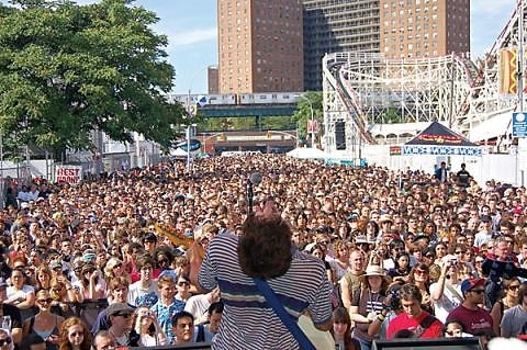 Siren Music Festival