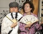 Simon Doonan and Wendy Goodman