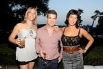 Julie Mossler, Ray Rogers, Rebecca Minkoff