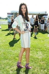 katie lee joel at polo