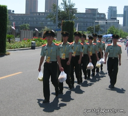Beijing Olympic Security