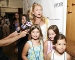Kelly Ripa at Jonas Brothers