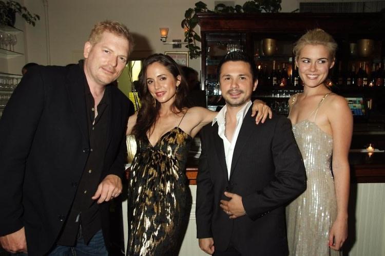 Randy Miller, Eliza Dushka, Freddy Rodriquez, Rachel Taylor