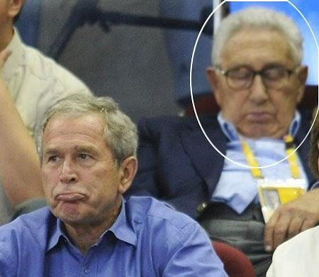 Henry Kissinger 2008 Beijing Olympics