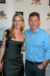 Stephanie March, Bobby Flay