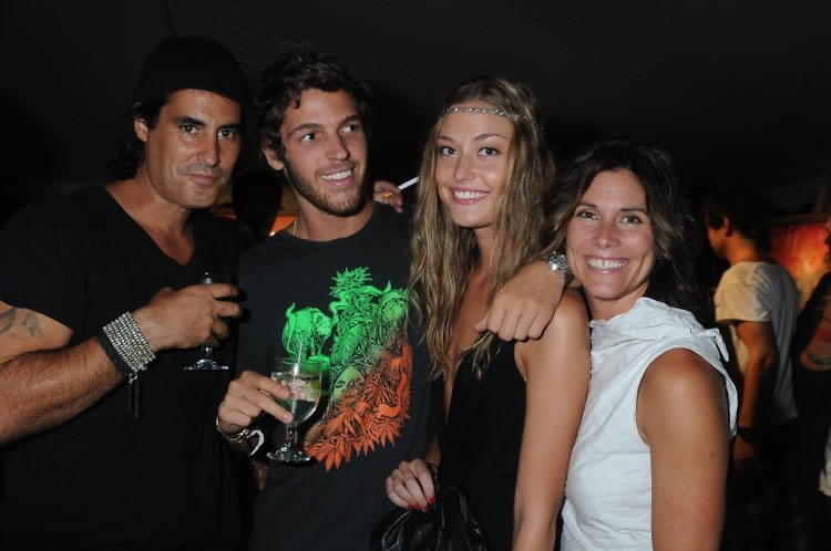 Raphael Mazzucco party