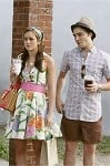 Gossip Girl in Abigail Lorick dress
