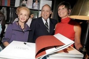 Carolina Hererra, Reinaldo Herrera, Martine Assouline