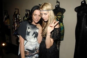 Kelly Cutrone, Peaches Geldoff