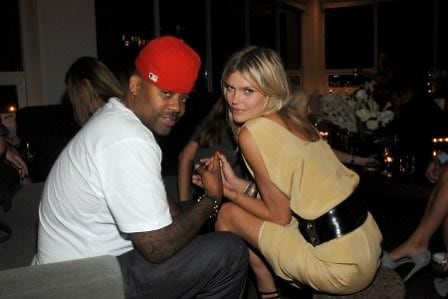 Damon Dash, May Anderson