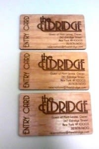 eldridge cards