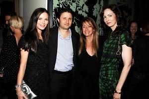 Georgina Chapman, Serge Jureidini, Suzan Bymel, Kerry Diamond