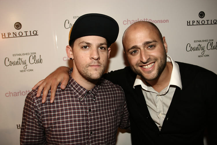 joel madden and alan philips
