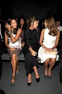 Kelly Klein, Lauren Hutton, Eva Mendes