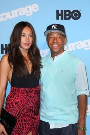 Kimora Lee, Russell Simmons