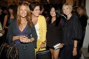Lauren Lesser, Connie Ann Phillips, Susan Shin, Lisa Jordan