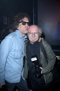 Mick Rock, Rick Edwards