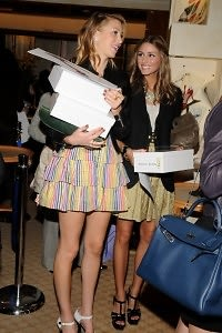 Whitney Port, Olivia Palermo