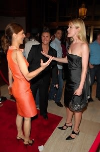 Perrey Reeves, Stephanie March