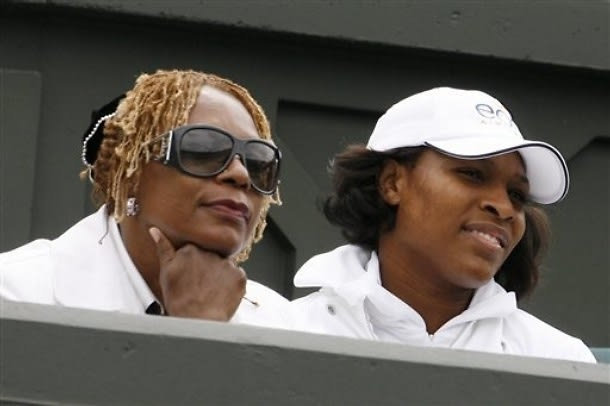 Serena and Oracene Williams