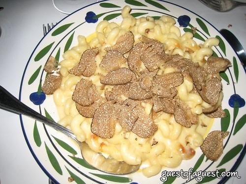 Macaroni and Cheese Waverly Inn