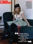 Dakota Fanning in Teen Vogue