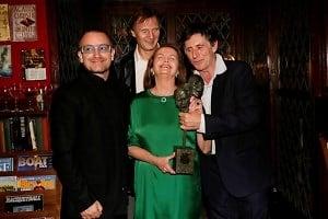 Bono, Liam Neeson, Loretta Brennan Glucksman, Spirit of Ireland Award, Gabriel Byrne
