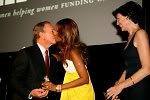 Michael Bloomberg, Iman, Diana L. Taylor