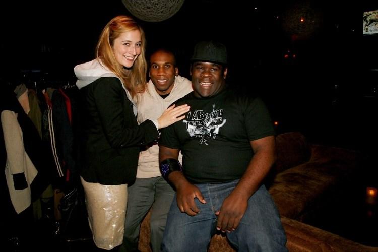 Caitlin Fitzgerald, Nyambi Nyambi, Craig Grant