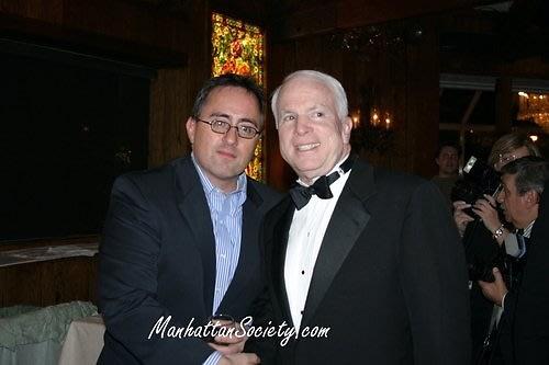 Chris London, John McCain