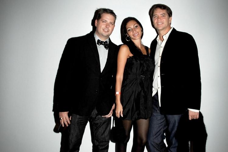 Chris Polony, Zibele Oliveira, Charles McTiernan
