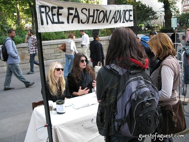 Free Fashion Advice