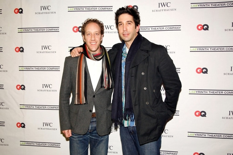 Joey Slotnick, David Schwimmer