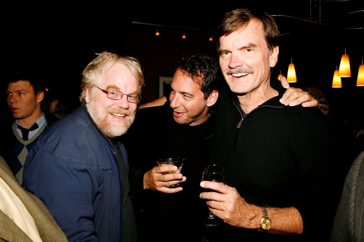 Philip Seymour Hoffman, David Bar Katz, George Liberatto