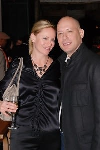 Jenia Molnar and Steve Kasuba