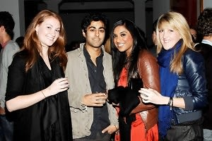 Kristin Connor, Manish Vora, Puja, Amy Gifford