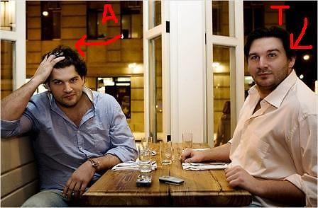 The Martignetti brothers