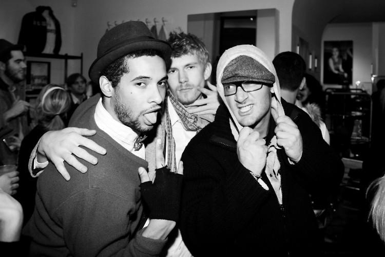 Paul Johnson-Calderon, Nick Hunt, David X Prutting