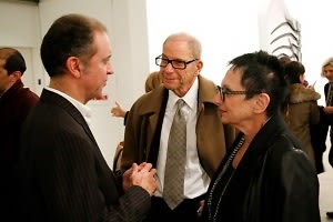 Alexandre Melo, Aaron Levine, Barbara Levine