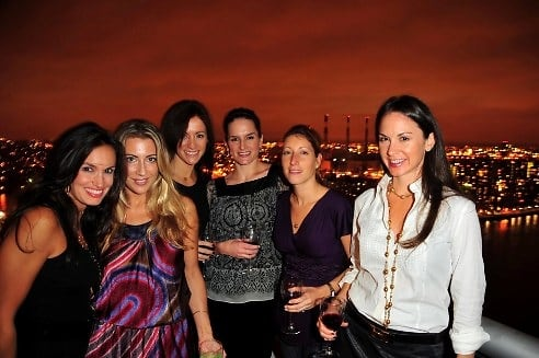 Pauline Dana, Celeste Miller, Lyndi Destefano, Christine Last, Nicole Nadboy, Kirsten Smith