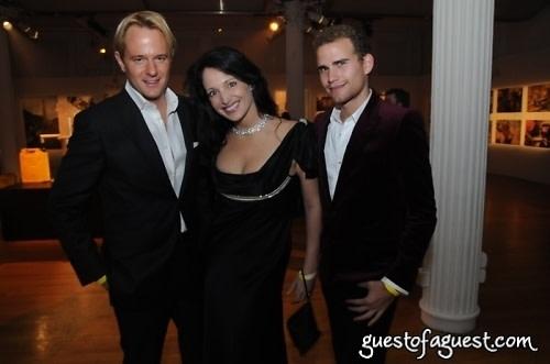 Andrew Saffir, Emma Snowdon-Jones, Zev Eisenberg