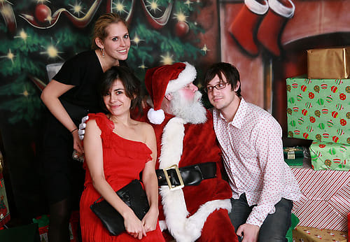 College Humor Christmas party